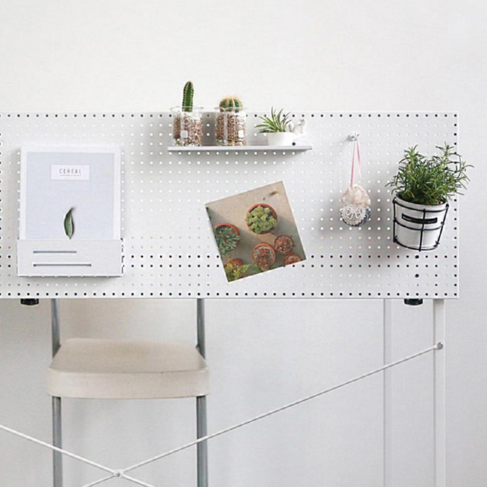 inpegboard洞洞板專用-辦公桌架 完美主義【G0070】