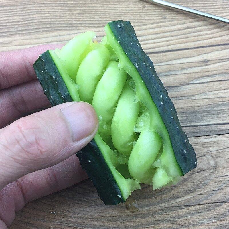 黃瓜麻花螺旋刀創意胡蘿卜不銹鋼果蔬旋卷神器廚房麻花樣造型刀具1入