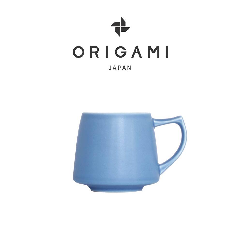 ORIGAMI 摺紙咖啡 Aroma  咖啡杯(純色5色/霧色5色) 200ml(可搭配杯盤)(預購選項3月中出貨)