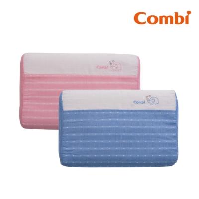 【Combi】和風紗透氣嬰兒枕