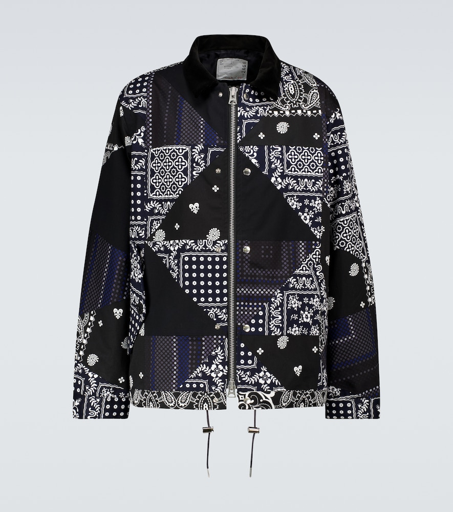 Hank Willis Thomas printed jacket