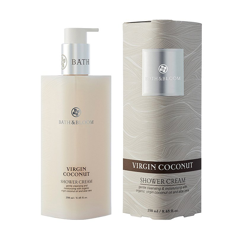 Bath & Bloom 冷萃椰油保濕沐浴乳250ml