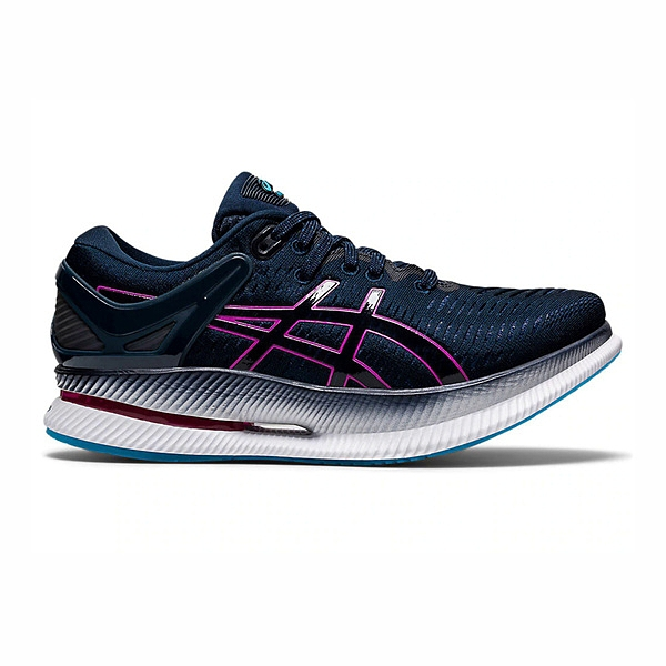Asics Metaride [1012B070-400] 女鞋 運動 慢跑 輕量 緩震 反彈 情侶 穿搭 亞瑟士 藍