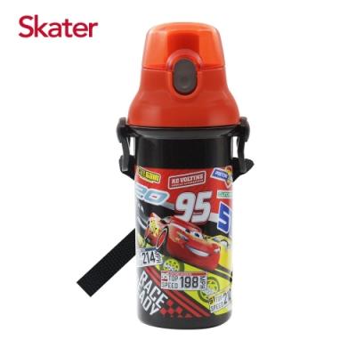 Skater銀離子(480ml)水壺-閃電麥坤