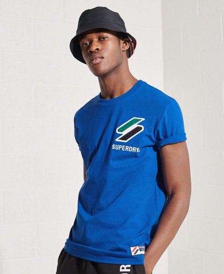 Superdry Sportstyle Chenille T-Shirt