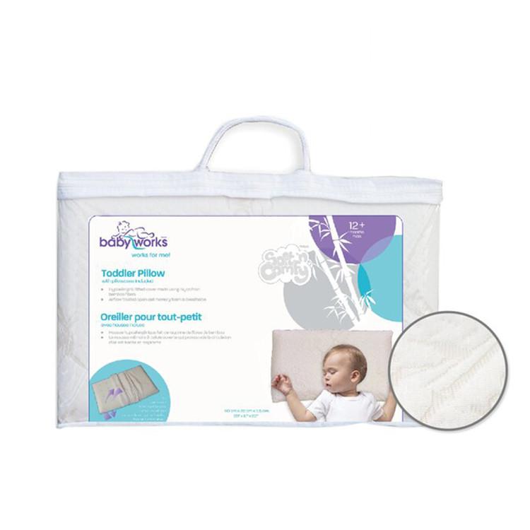 加拿大 BabyWorks  幼兒成長舒眠枕 (12個月以上)