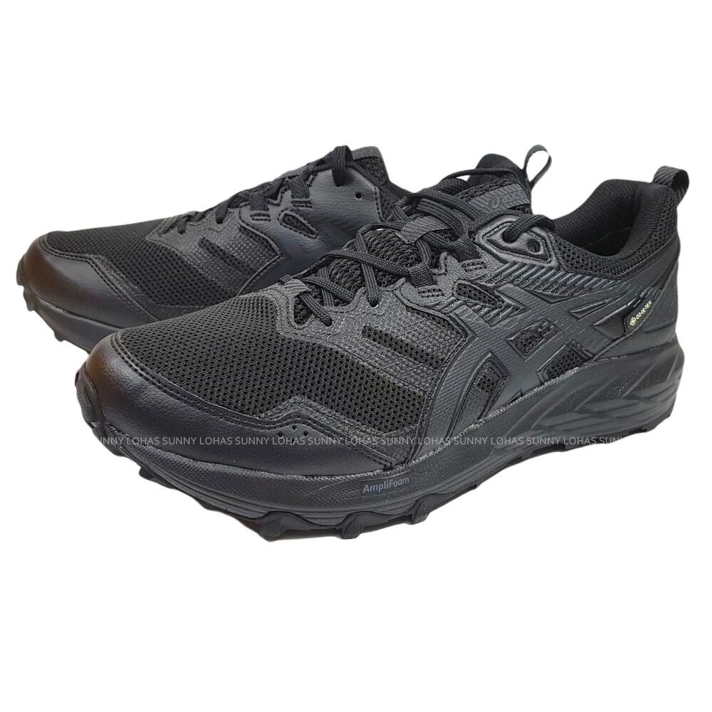 (c1)asics 亞瑟士 男鞋 gel-sonoma6 g-tx 越野鞋 1011b048-002
