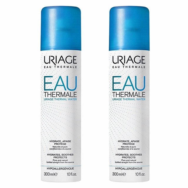 Uriage 含氧等滲透壓活泉噴霧 300ml 雙瓶組