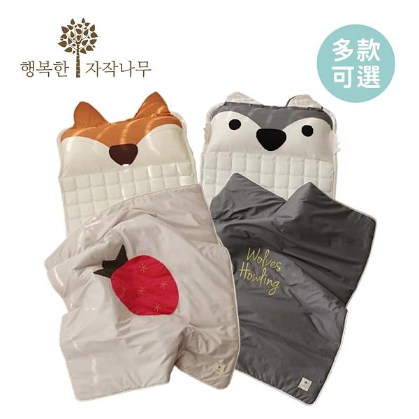 The zazak 韓國手工製兒童睡袋動物系列-多款可選 兒童寢具 韓國製作 記憶棉床墊