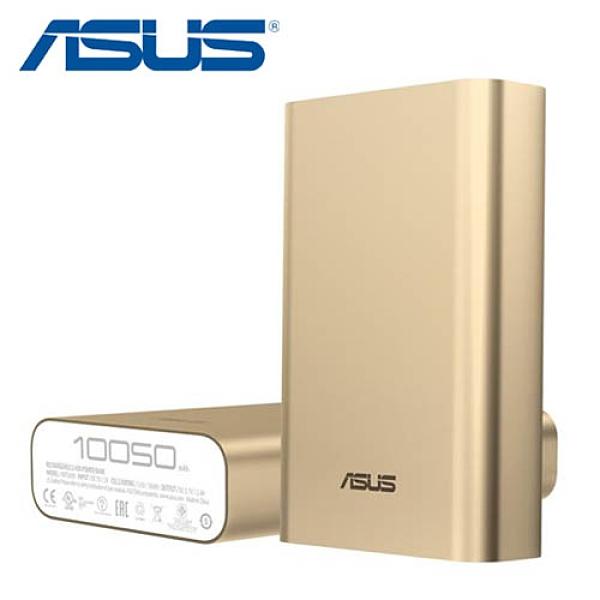 【ASUS 華碩】隨身電源 10050mAh (BSMI) 金