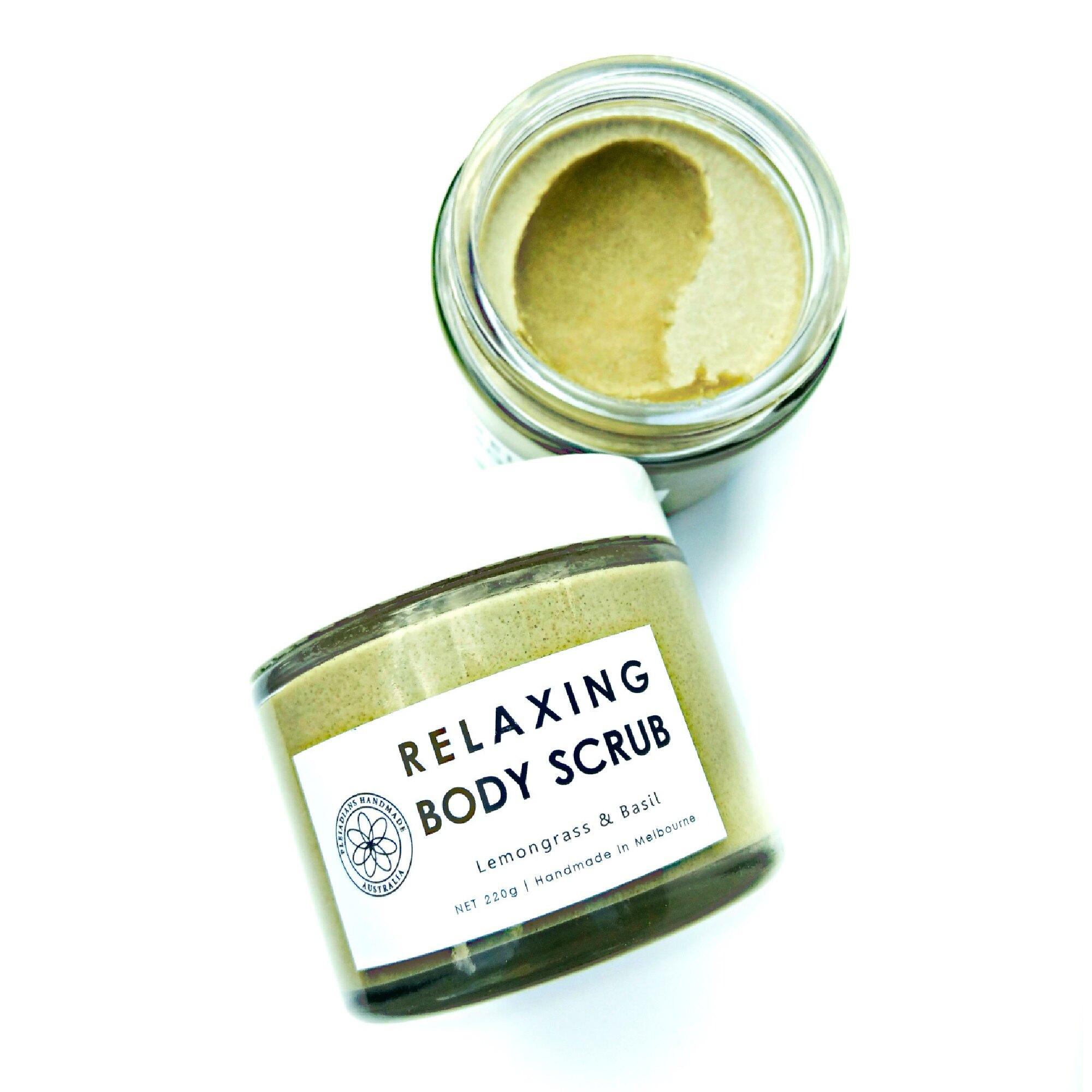 舒緩身體磨砂膏 Relaxing Body Scrub