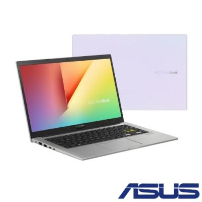 ASUS X413EP 14吋筆電 (i5-1135G7/MX330/8G/512GB SSD/VivoBook 14/幻彩白)