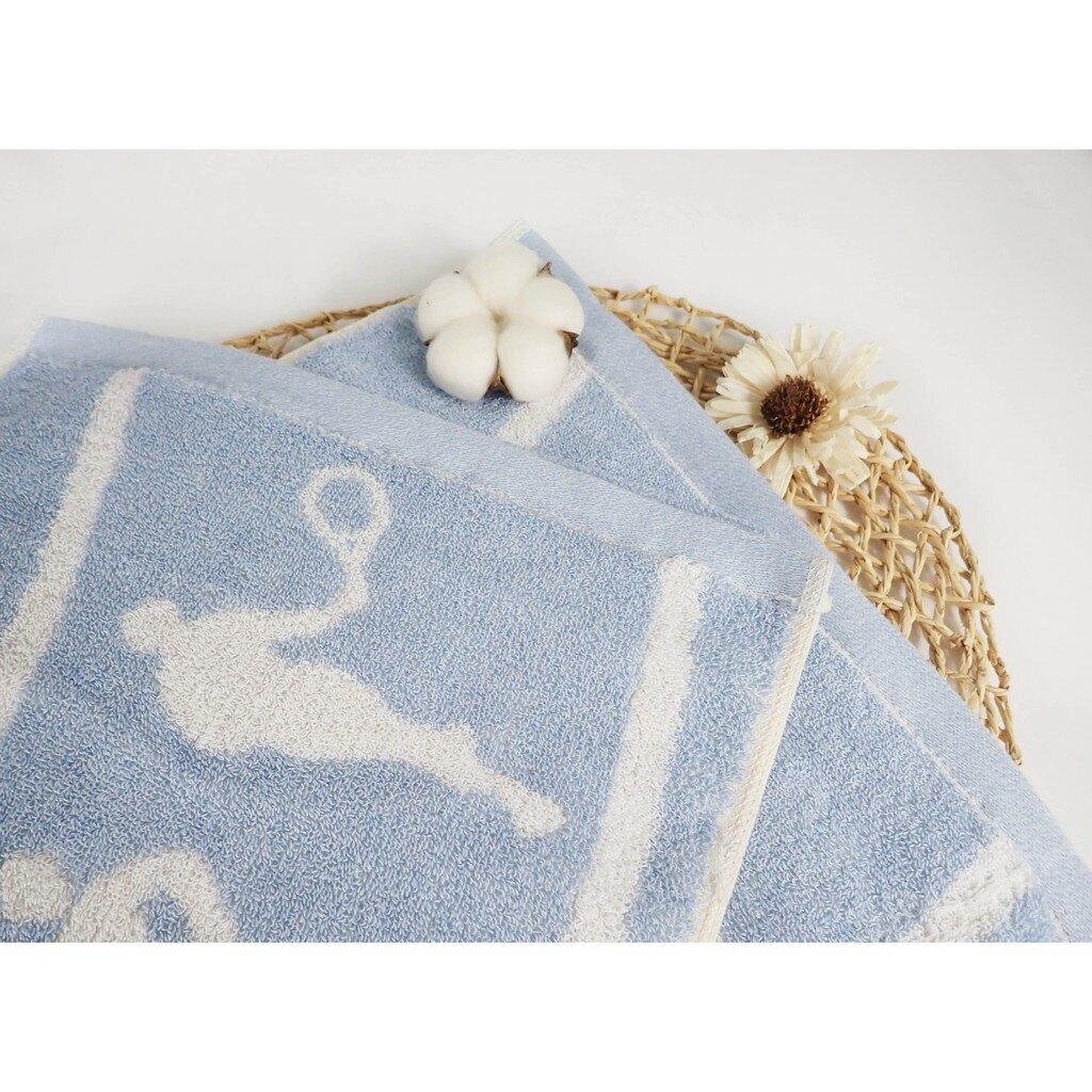 大億毛巾◇純棉運動巾◇寬版◇台灣製造