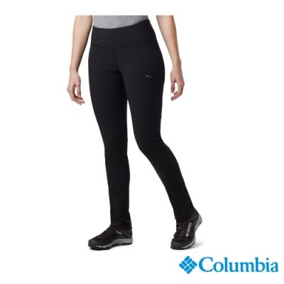 Columbia 哥倫比亞 女款 - Omni-SHIELD 防潑抗污 防曬50長褲-黑色 UAK11220BK