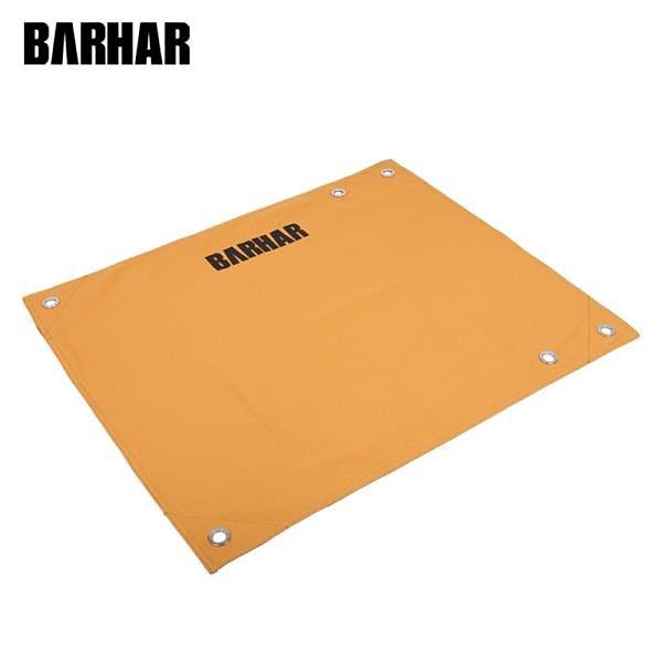 【南紡購物中心】巴哈 BARHAR 器材地布棕色(小)