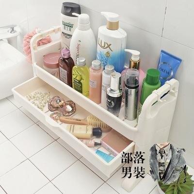 台面置物架 化妝品收納盒桌面整理架宜家浴室置物架洗手台洗漱台衛生間台面架 家家百貨