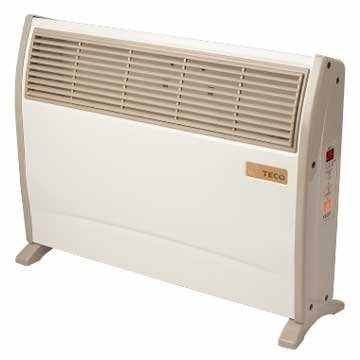 含發票TECO 東元浴室臥房兩用防潑水微電腦 對流 電暖器 YN2001CB