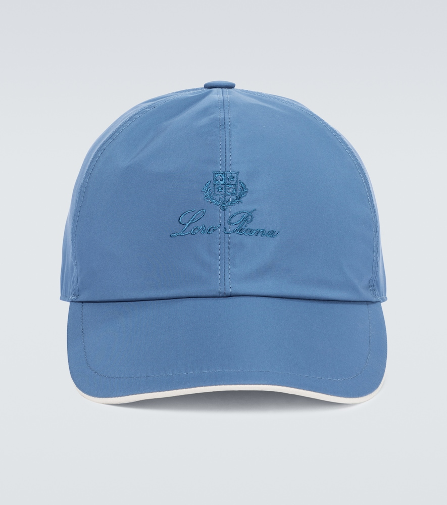 Wind baseball cap with logo