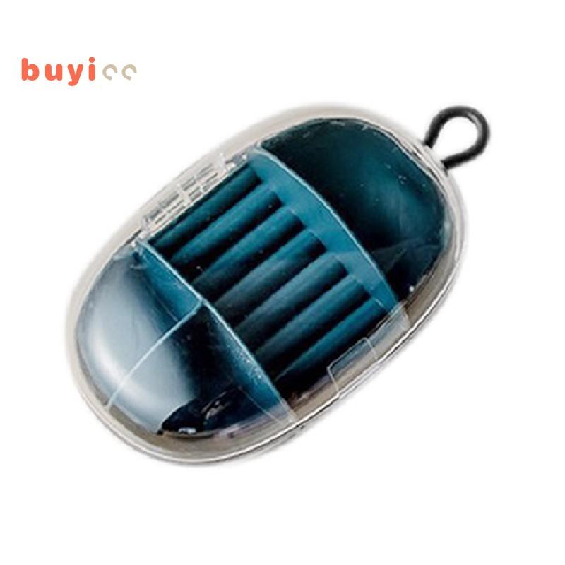 首飾盒旅行首飾盒收納盒戒指女士保護套便攜式首飾收納盒項鍊深藍色