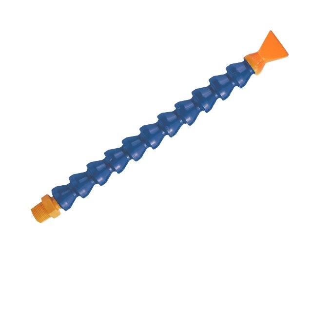 """1/2""""冷卻水管 NN411002 冷卻液噴水管 噴油管 蛇管 萬向風管 吹氣管 塑膠 軟管適合各類機床"""