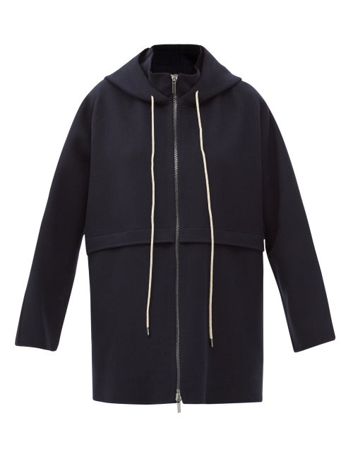 S Max Mara - Wind Jacket - Womens - Navy