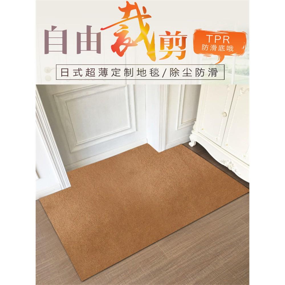 【新品現貨上架85折優惠】地墊 門廳地毯門墊腳墊進門地墊門前可裁剪門口地墊入戶門家用吸水