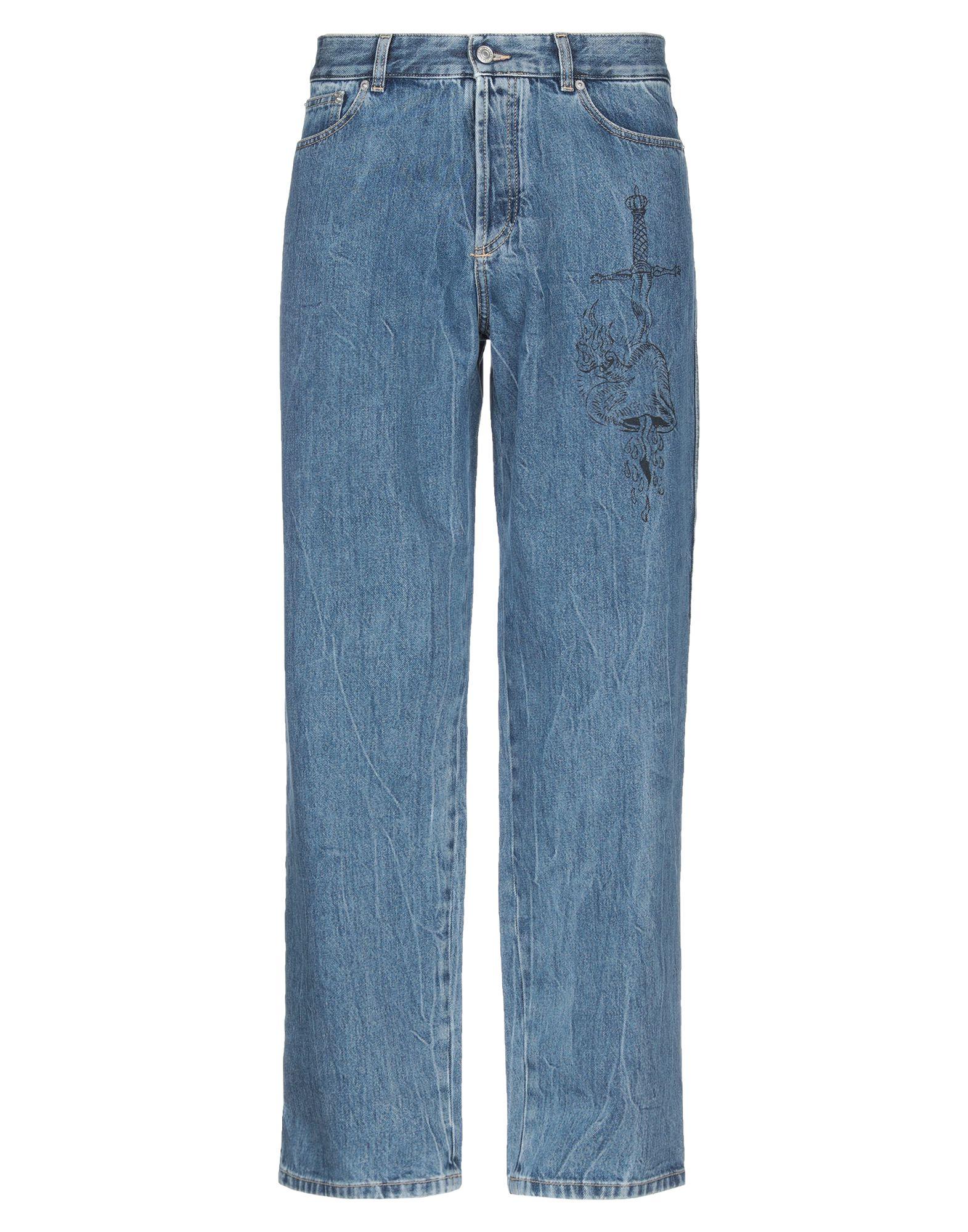 GIVENCHY Denim pants - Item 42809770