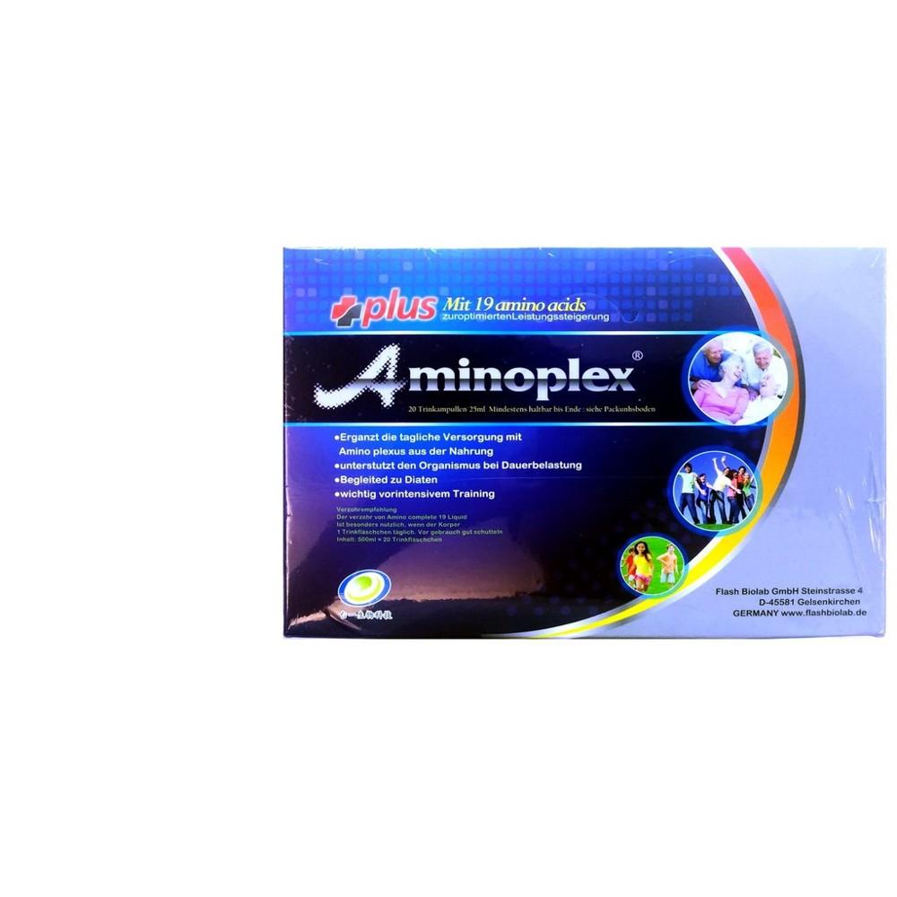 賜康育力 胺基酸濃縮補精(25ml/瓶 20瓶/盒)