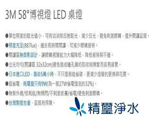 3M 58度博視燈LED豆豆燈(海軍藍)