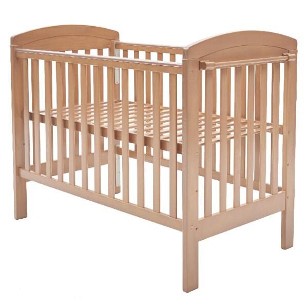 童心 奧斯卡 三合一 柚木多功能嬰兒床 中大床