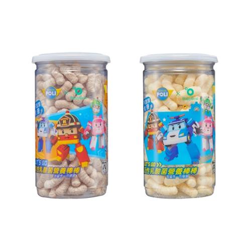 台灣 波利 活性乳酸菌營養棒棒餅(兩款)