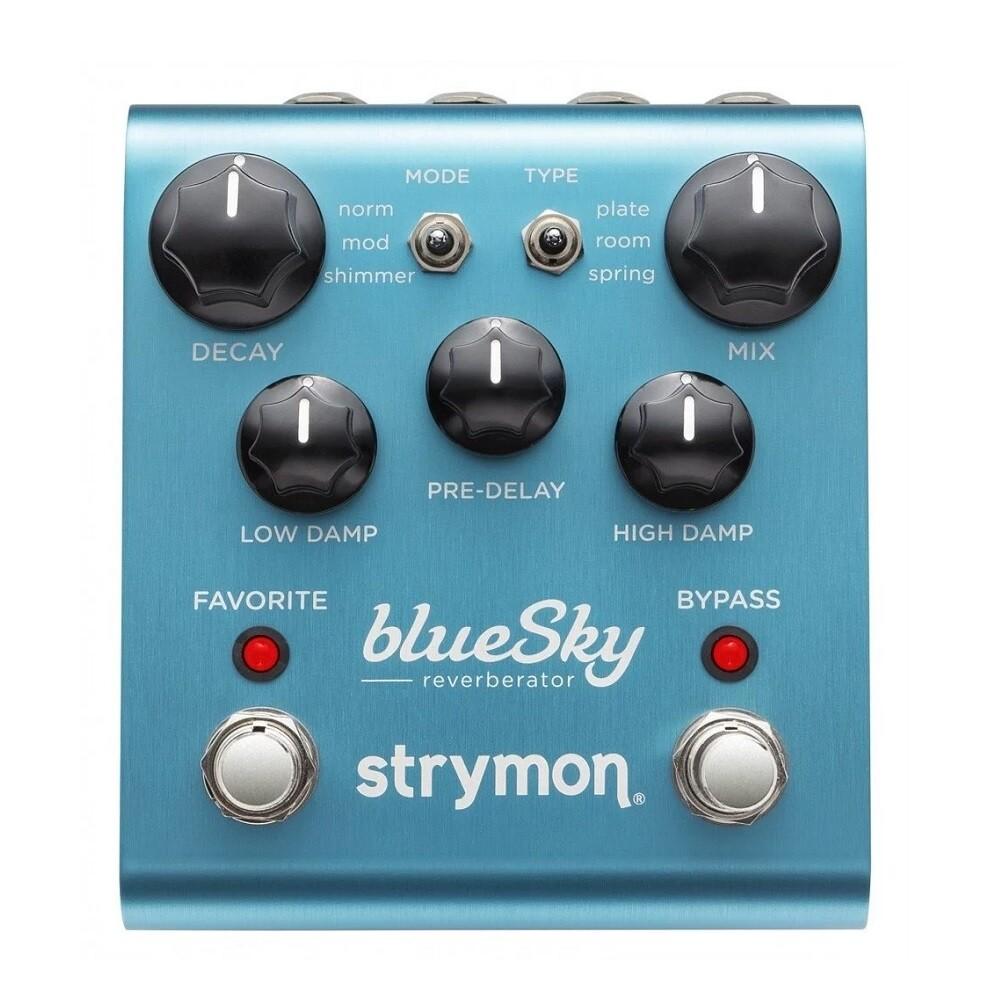 strymon bluesky reverb 殘響 效果器 總代理公司貨