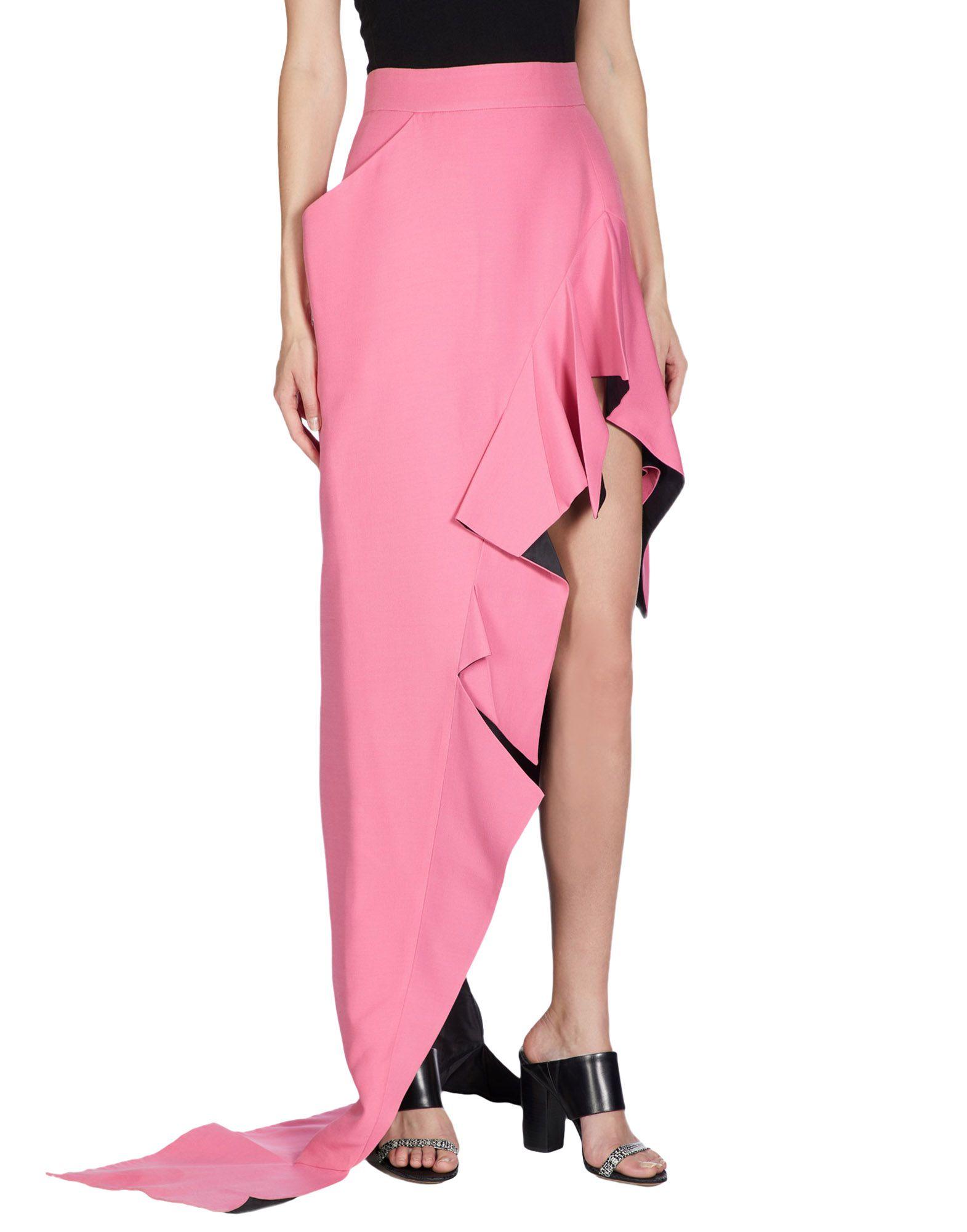 RONALD VAN DER KEMP Mini skirts - Item 35389371
