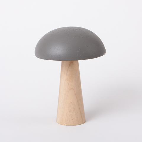蘑菇森林擺飾-深灰(大)
