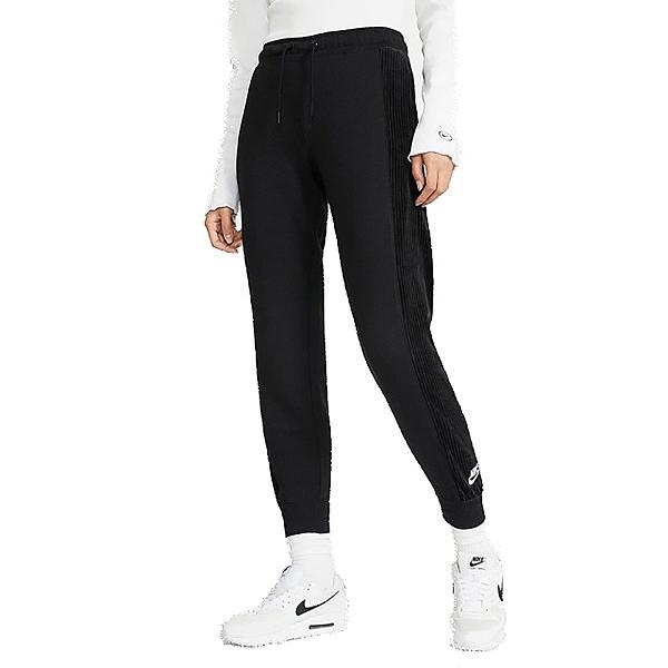 NIKE NSW HRTG JOGGER VELOUR 黑 女款 慢跑 健身 訓練 縮口 運動長褲 CZ1875010