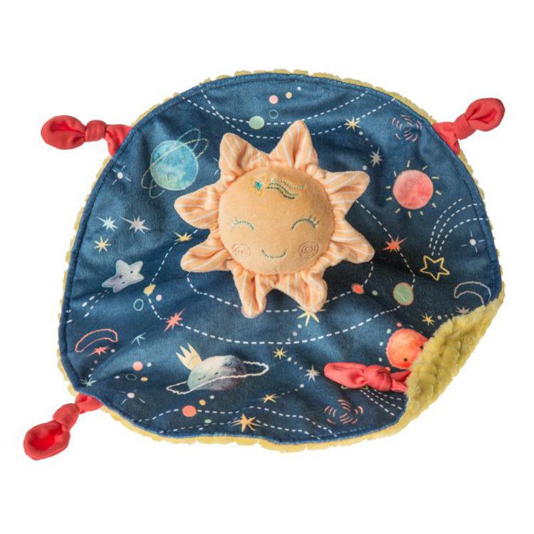 美國 MaryMeyer 柔軟安撫巾-宇宙太陽