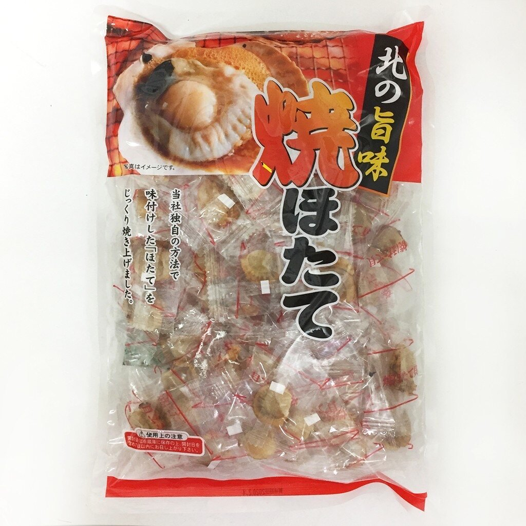 ORUSON 大包北海道燒帆立貝干貝糖 500g