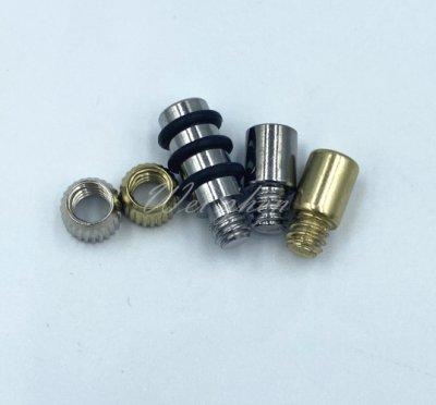 玻璃架止(母銅) 電白 三線公銅 公銅 母銅 銅珠 層板粒