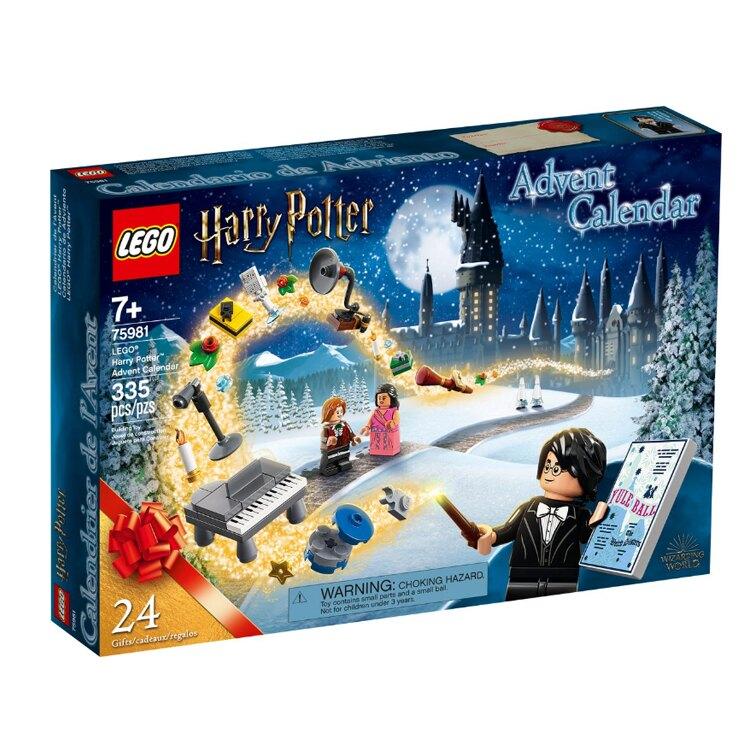 75981【LEGO 樂高積木】Harry Potter系列 -  哈利波特驚喜月曆