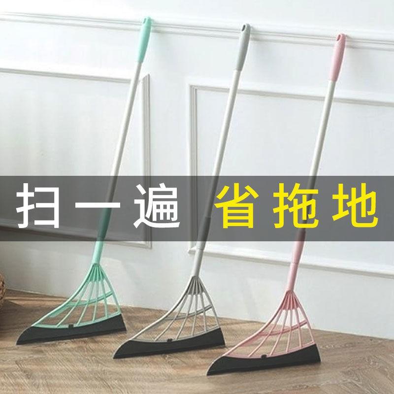 【熱銷款】韓國黑科技掃把掃地笤帚家用神器奇刮水拖把網紅魔術刮水器衛生間