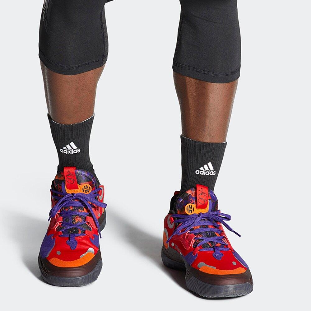 ADIDAS HARDEN VOL. 5 FUTURENATURAL 男鞋 籃球 哈登 Boost+Lightstrike 緩衝 紅【運動世界】G55811