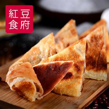 紅豆食府 豆沙鍋餅(120g*4入/盒)