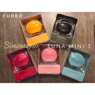 Foreo 露娜 Luna Mini3 LUNA MINI3  迷你3淨透潔面儀 / 洗臉機