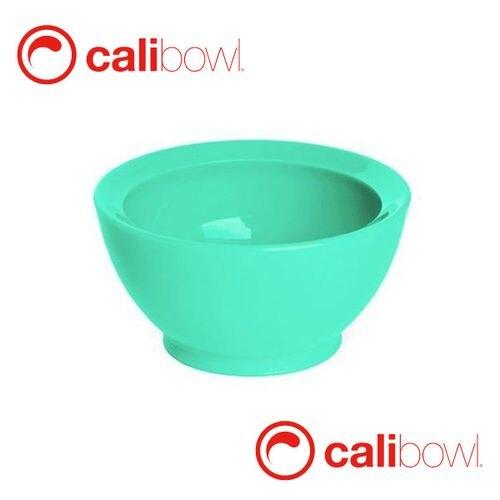 美國 Calibowl 專利幼兒學習碗8oz(單入無蓋)-藍綠★衛立兒生活館★