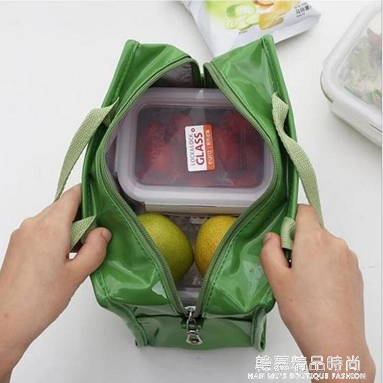 【618購物狂歡節】飯盒袋保溫袋飯盒包便當包手提袋帶飯包手提包防水便當袋