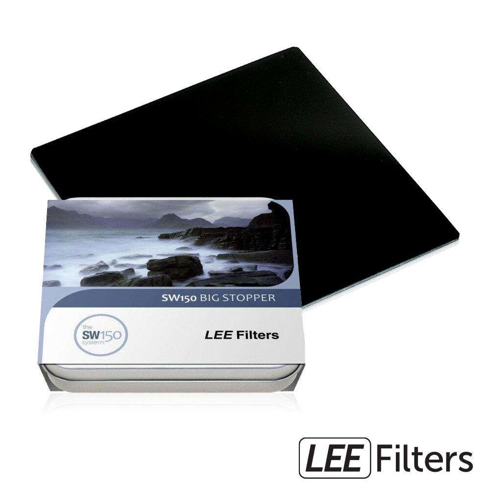 .. LEE Filter SW150BS BIG STOPPER 減光鏡 正成公司貨