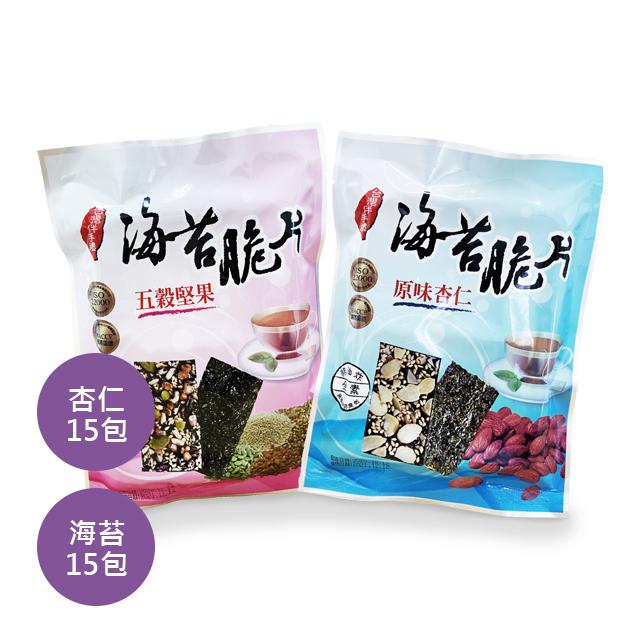 東峰 海苔脆片 (30包入)