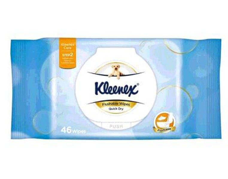 [COSCO代購] 促銷到1月22日 C123333 舒潔 濕式衛生紙 46張 X 32入