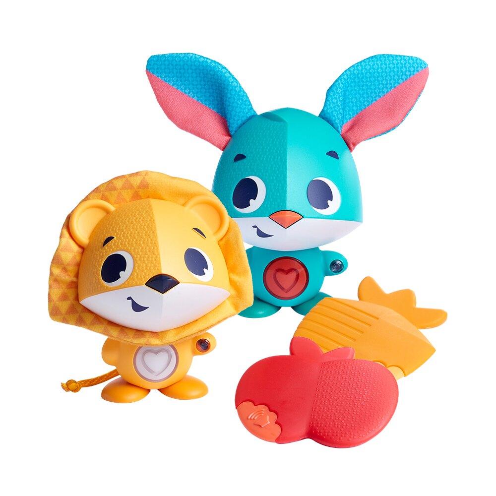 Tiny Love 美國互動學習玩偶 驚奇小夥伴系列 音樂玩具