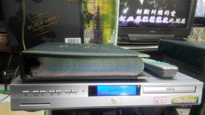 點將家卡拉OK伴唱機.dcc3300k有部份原聲原影開機有面板有亮有嗶聲不開機.故障機有金嗓音圓